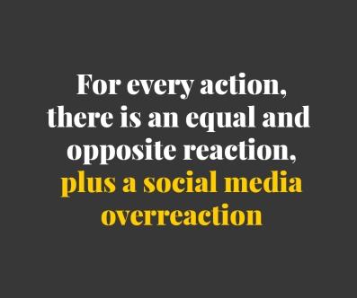 Social-Media-Overreaction